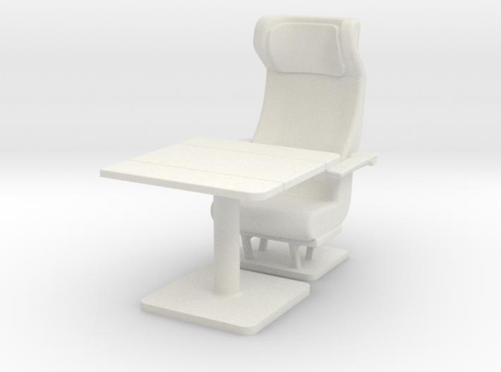 Sitz & Tisch 1:22,5 3d printed