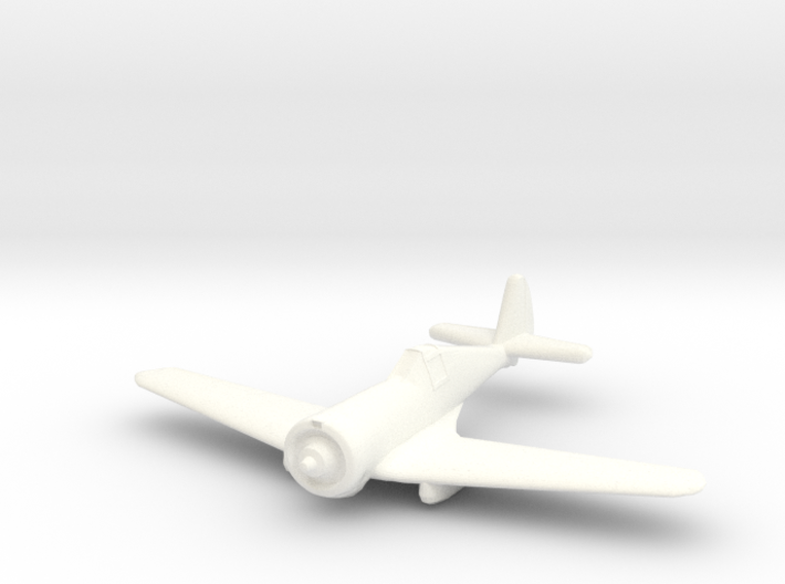 1/144 Curtiss-Wright CW21 A 3d printed