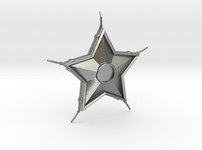 Smallville Starro Device Replica Prop 3d printed