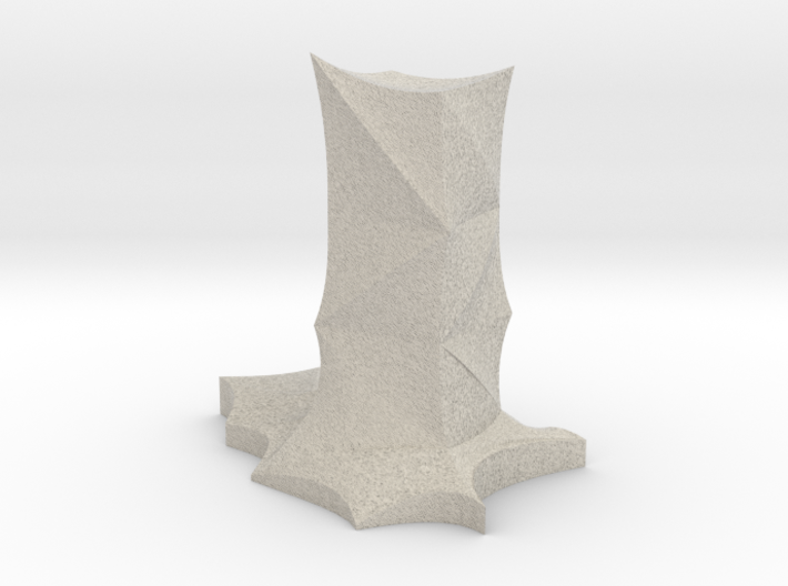 UTS Tower Skin - Chris Bosse 3d printed