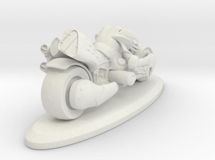 Fenrir FF7 AC 3d printed
