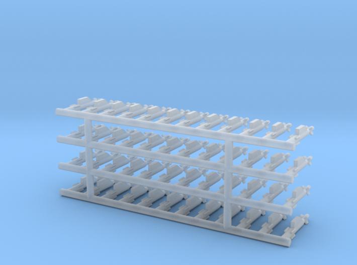 1/350 GBU-27 Paveway III (x48) 3d printed