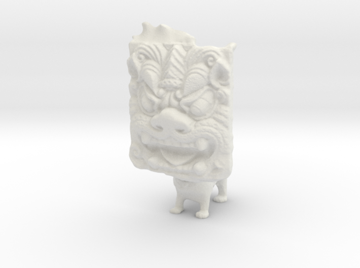 Ogre Puppy 3d printed