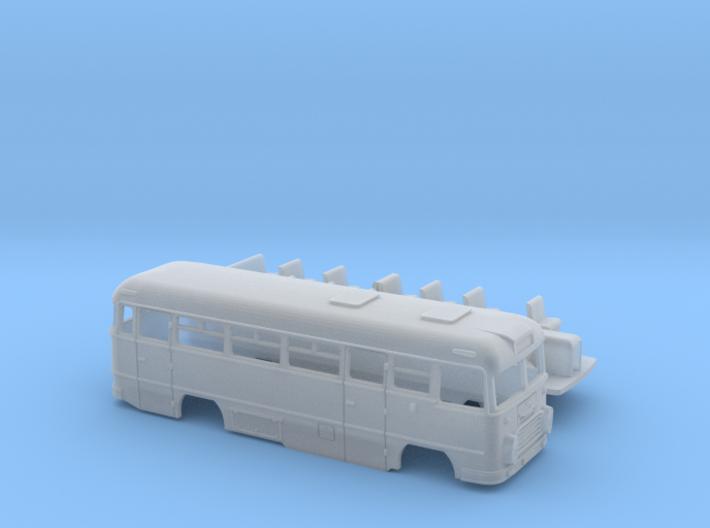 Ikarus 311 Überlandbus Spur TT (1:120) 3d printed