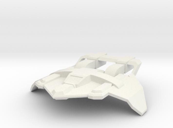 tatical figher attack 3d printed
