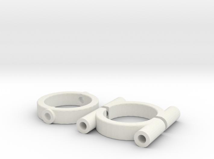 HexaCopterBracket 3d printed