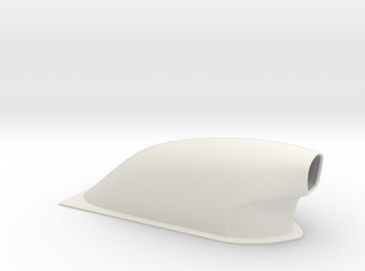 1/10 Pro Mod Hood Scoop 3d printed