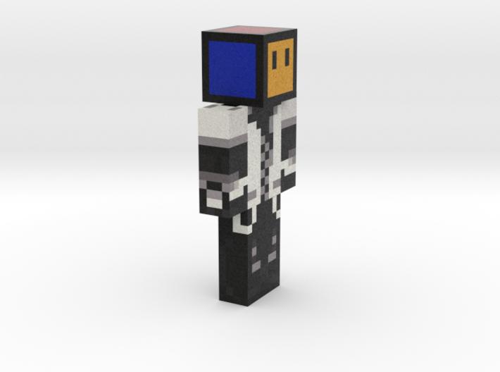 6cm   last_username 3d printed