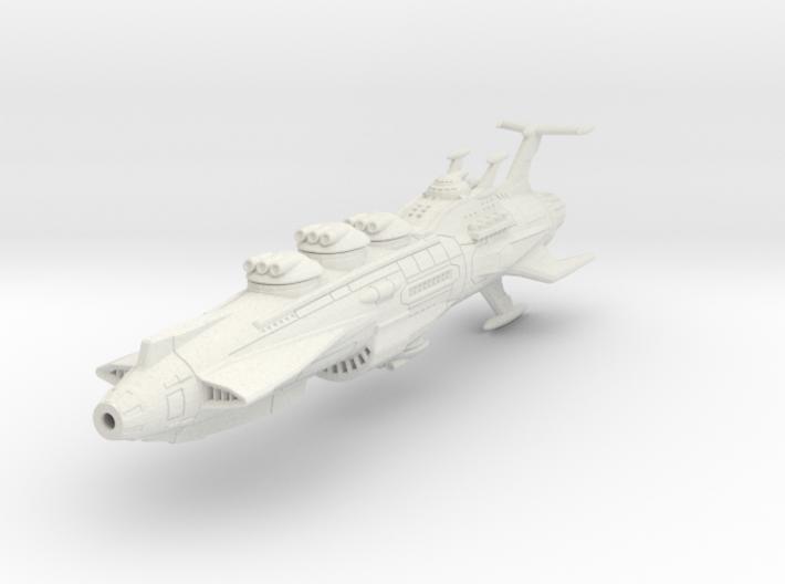 EDSF Battleship Rodney Mk 2 3d printed