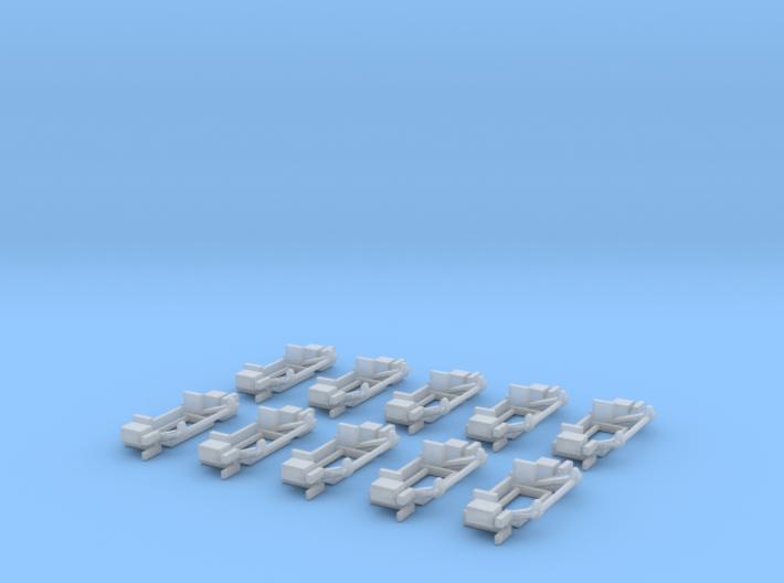 5800-ZS-87-Ladeboardwand FÜR SPRINTER/ATEGO 3d printed