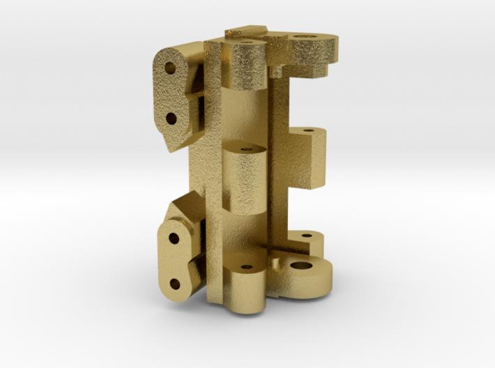 Tiger I, Scharnier, Kommandatenluke 3d printed