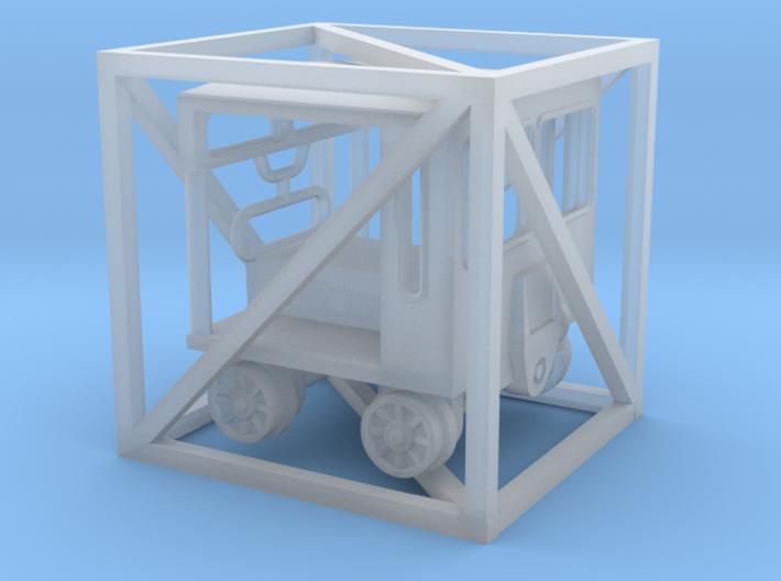 Speeder - Nscale 3d printed