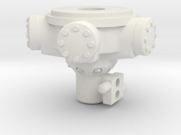 Staffa motor 3d printed
