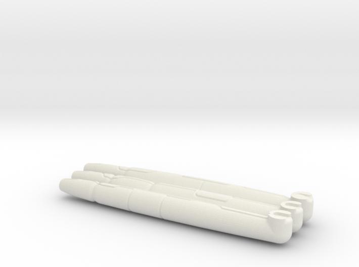 HTRD ARM BLASTERS 3d printed