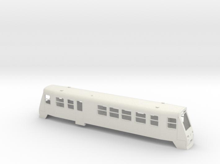 VT 187016-19 der HSB Spur H0m (1:87) 3d printed