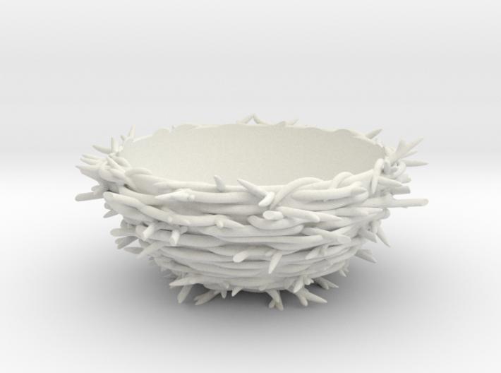 Nest Egg Holder 3d printed
