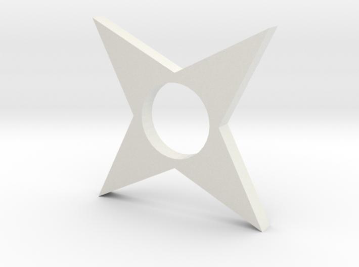 star 3D 2 3d printed