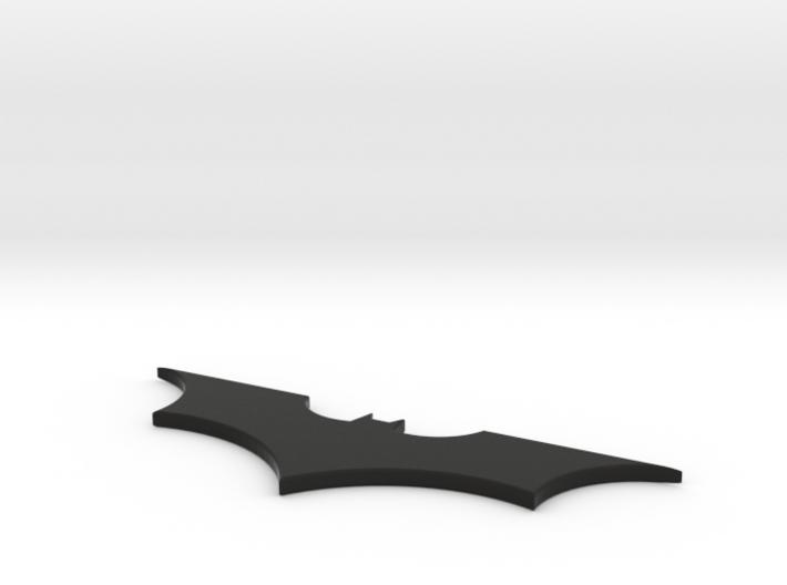 Battarang 3d printed
