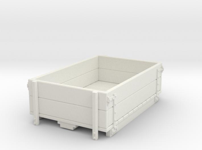 O9 w4 Dropside Wagon 3d printed