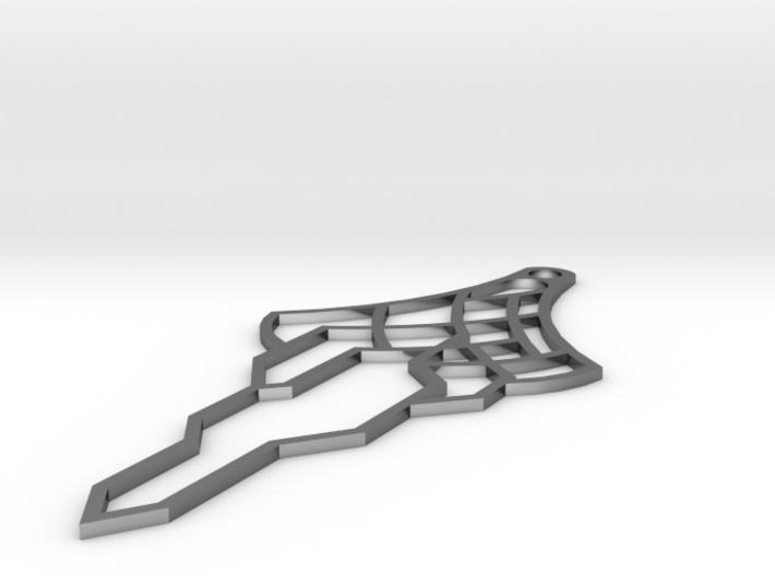 Lantian Pendant 3d printed