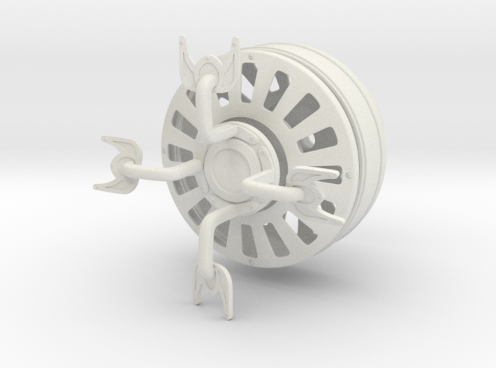 Ceiling Fan 02 3d printed