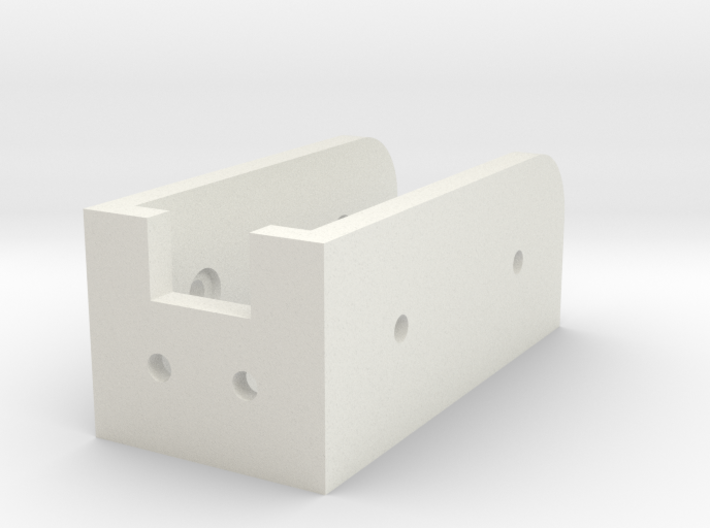 Apple AirPort Extreme Wall Mount 3d printed