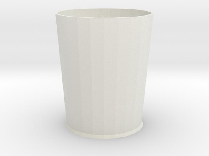 Pythagoras beker 6 cm hoog 3d printed