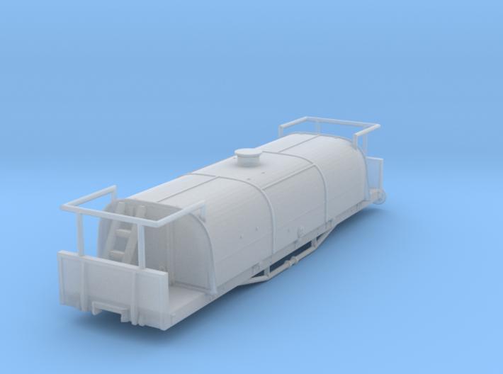 PBR NWT V1(HOn30/1:87 Scale) 3d printed