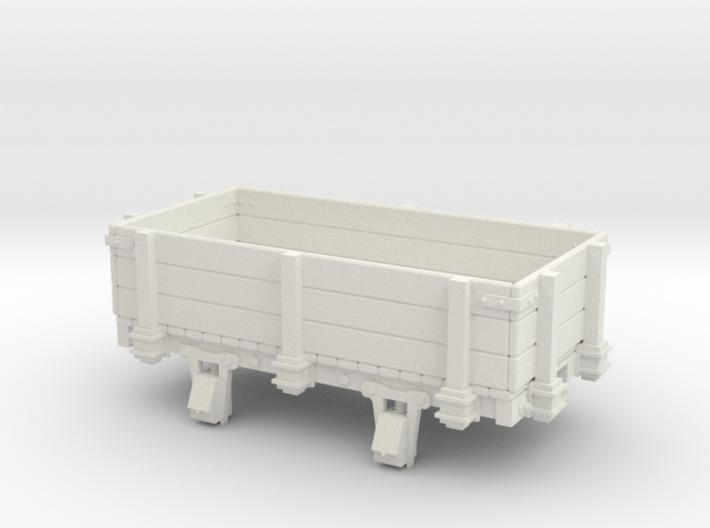 55n3 10ft 4w Gondola med side (3p) 3d printed