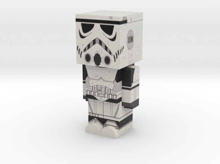 Stormtrooper (Star Wars) 3d printed