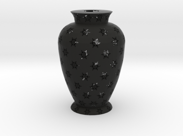 Candle light shade (snowflex)(Flexible) 3d printed