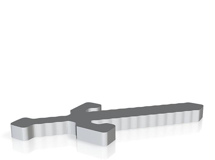 sword 3d printed