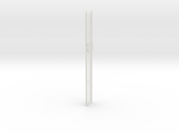 spine underside 3d printed