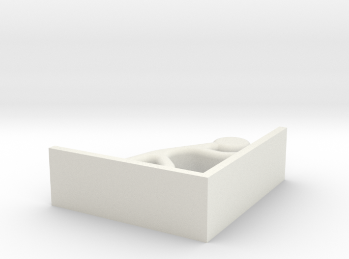 I3D PUSHINGMAN 3d printed