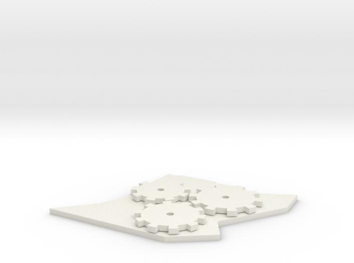 statesholes 3d printed