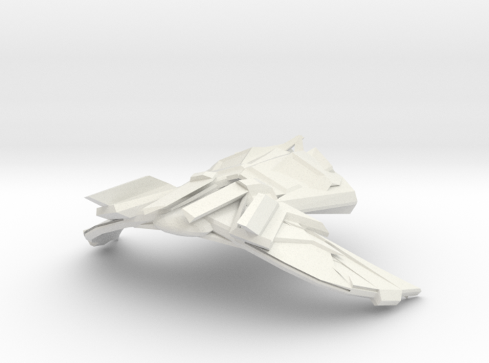 Kellderon Fighter 3d printed