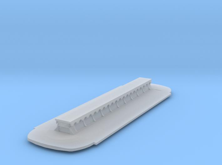 Giant's Causeway tram 2 roof 3d printed