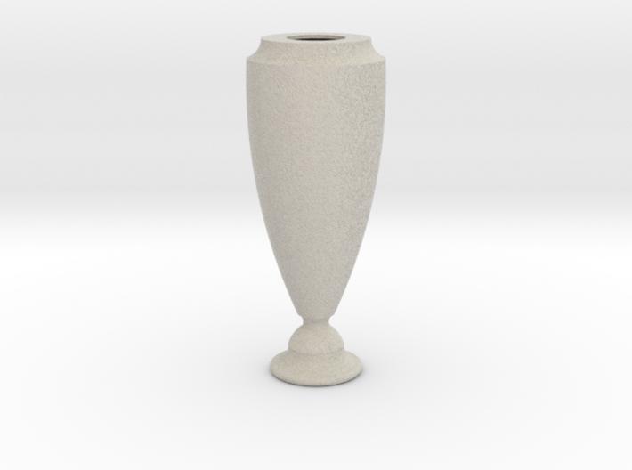 Flower Vase_5 3d printed