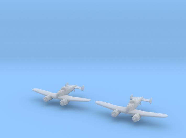 1/300 Bristol F.11/37 (x2) 3d printed