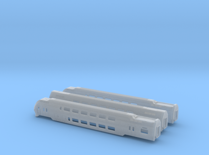"IRM ""8200"" (1:160) 3d printed"