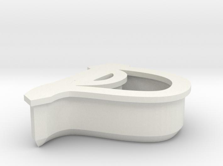 Plätzchenausstecher (3mm) 3d printed