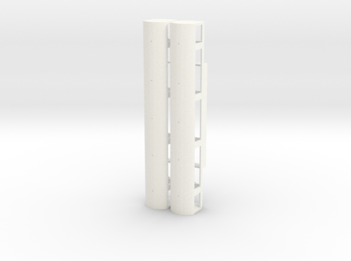 Shell for NVV Car Carrier Kit (N scale) 3d printed