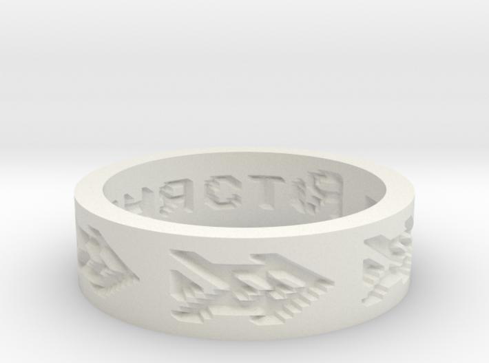 by kelecrea, engraved: Я люблю вреднястера 3d printed