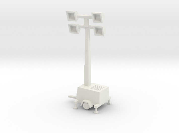 oo scale site lights 3d printed