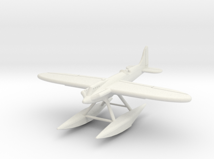 GAAR17 Supermarine S.4 1/144 3d printed