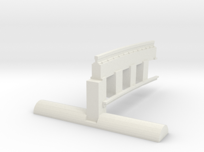 Bardford &Foster Brook Dwn Sect 3d printed