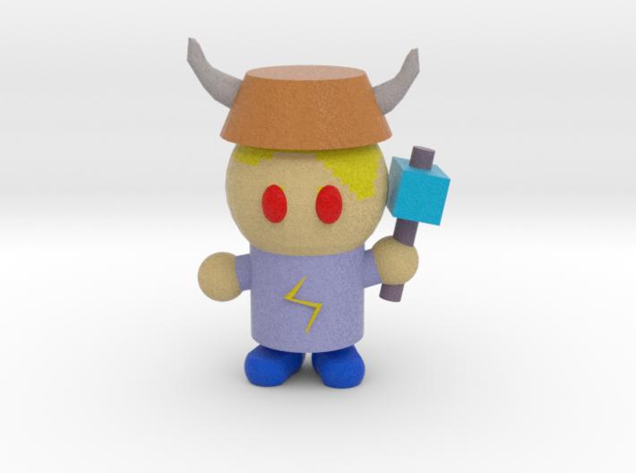 Thor 2 3d printed