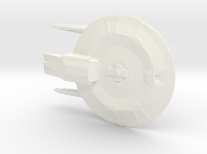 USS Kelenov Science Vessel 3d printed
