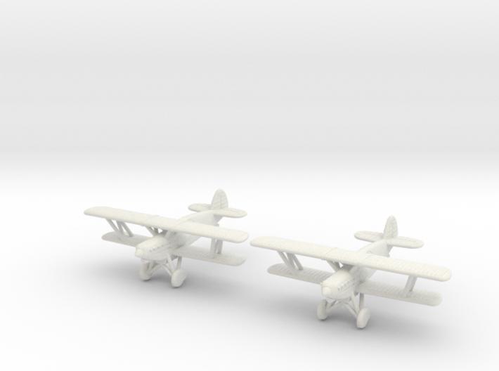 1/200 Avia B-534 (x2) 3d printed