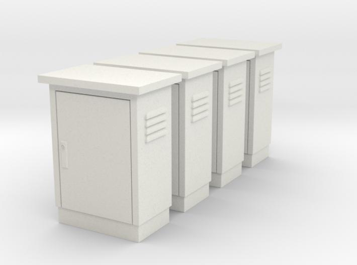 elektrokast 3d printed